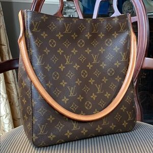 Louis Vuitton Looping Made in France